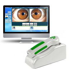 Kamera-Analysator Auge Iriscope Iridology, tragbare MEGA- Pixel Digital USB Iriscope Scanner-12,00